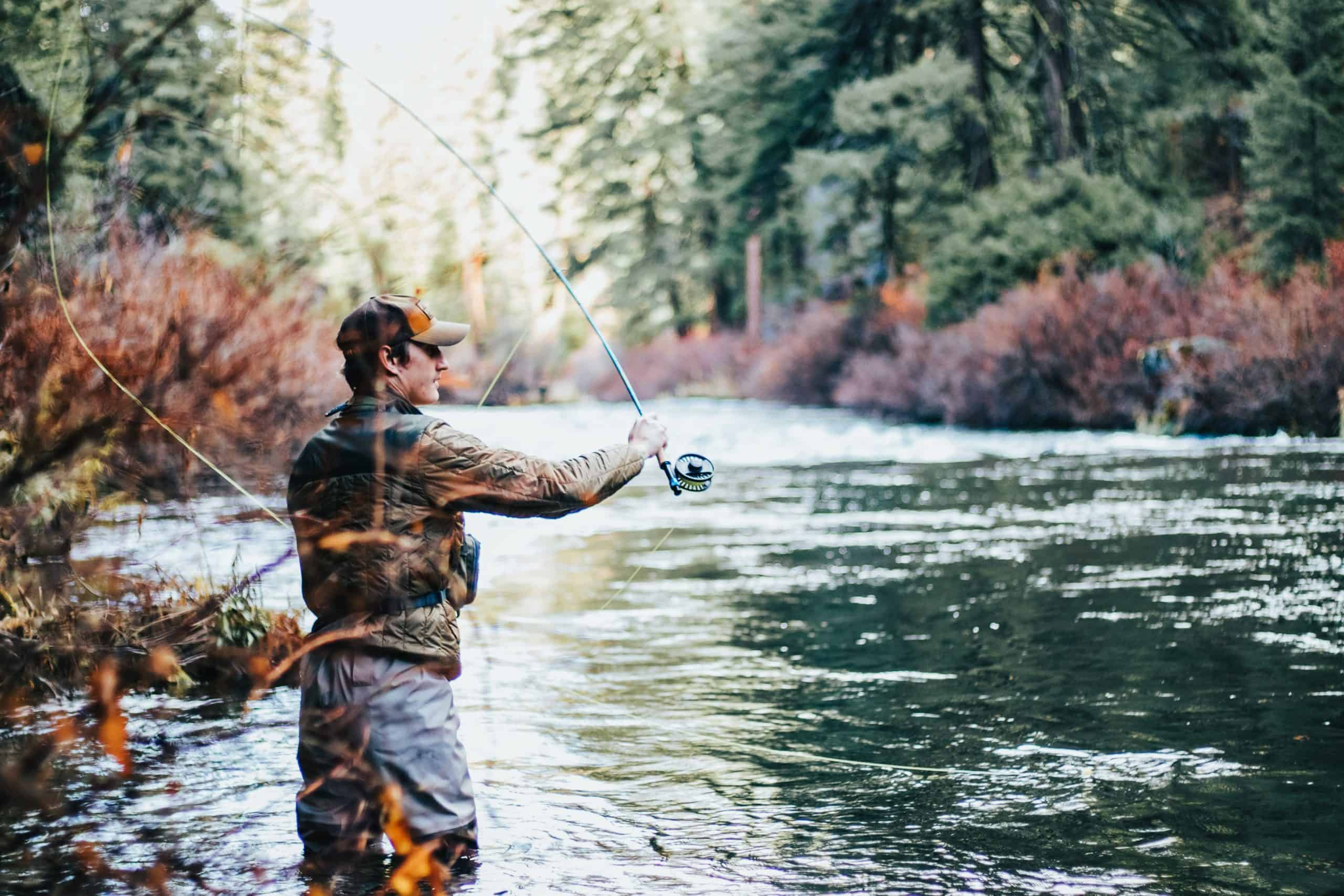 Catching Fish With Conventional Methods: Fishing Techniques