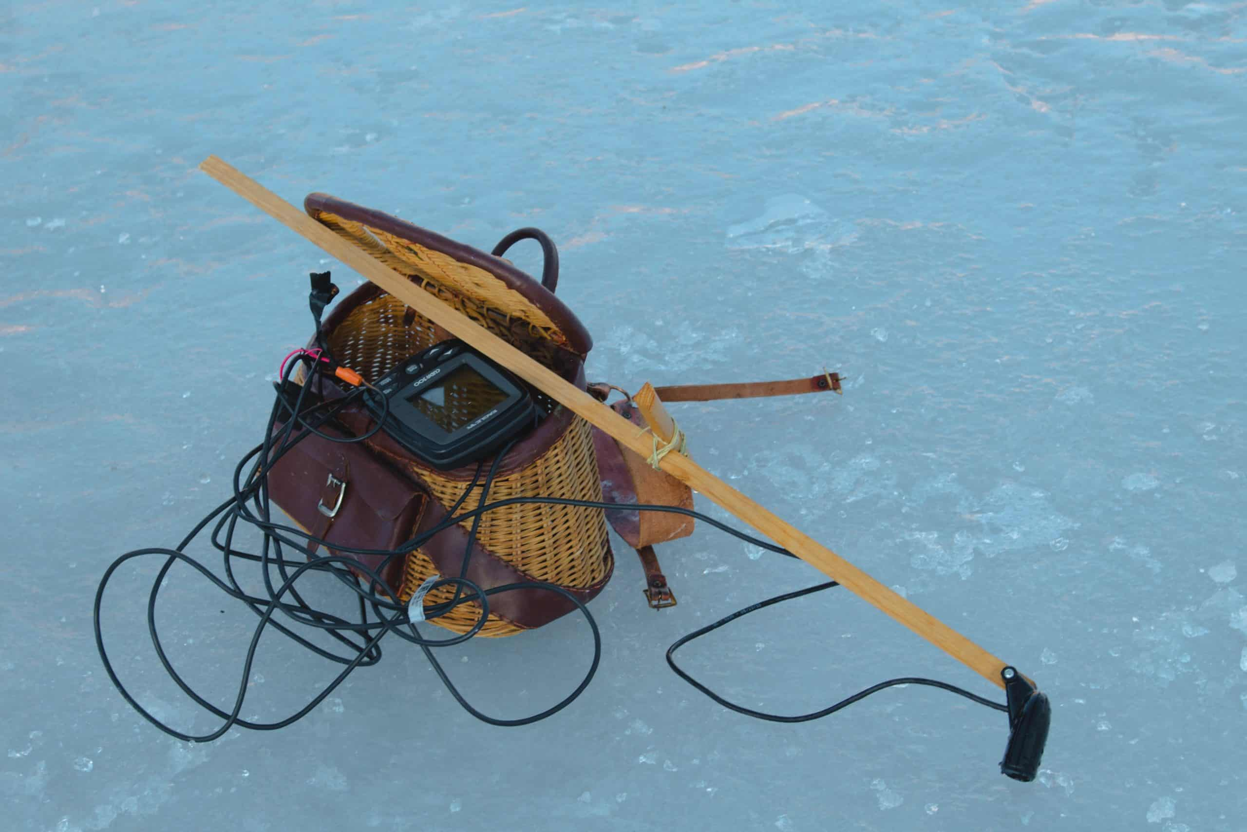 Ice Fishing Traps And Amazing Techniques