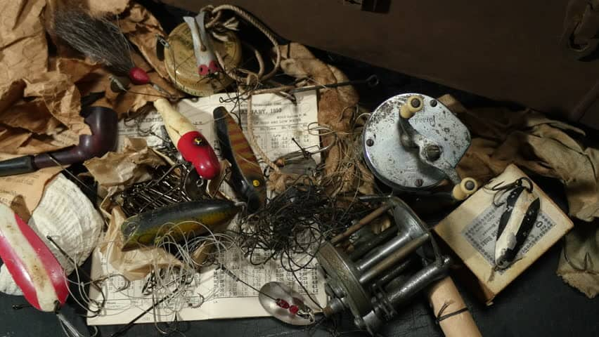 ideas on how to  improve your Vintage Fishing Tackle