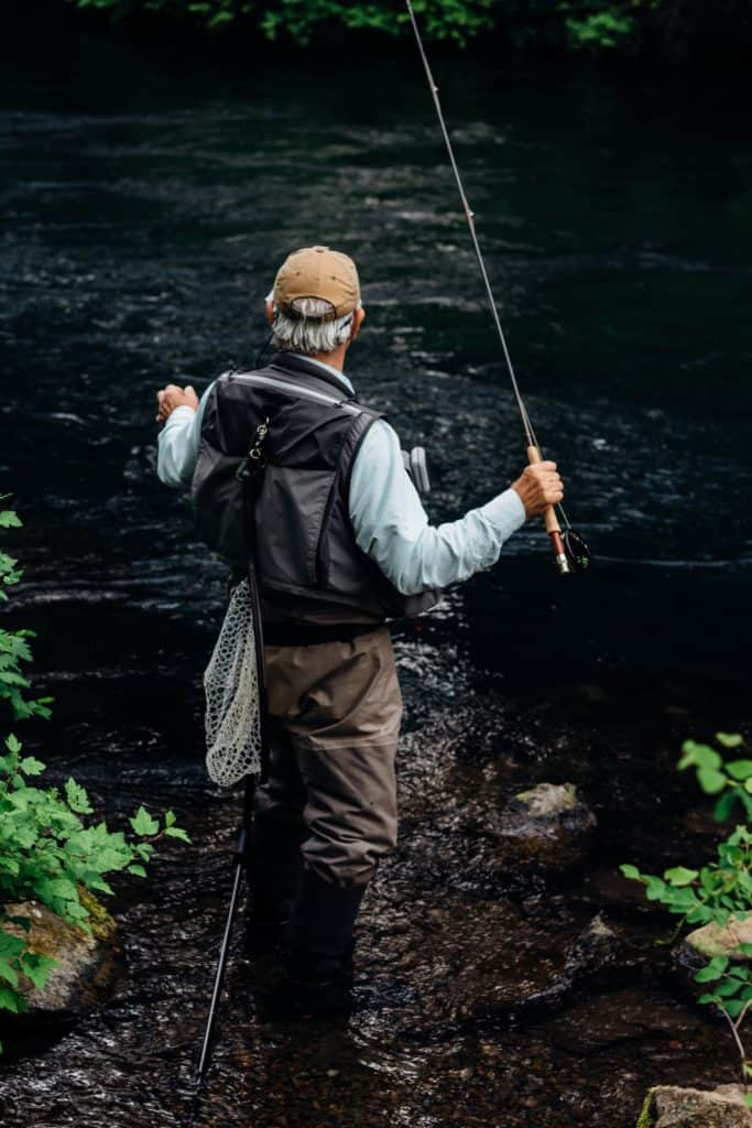 different types of Ancient Fishing Methods
